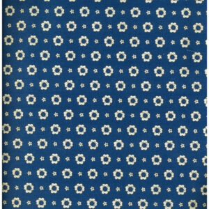Fiore Colorato Blu Bice H. 150