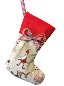 Olaf Natale Calza Grande Appesa