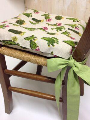 Opuntia cuscino sedia