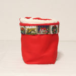 Saccotto Set Natale Rosso