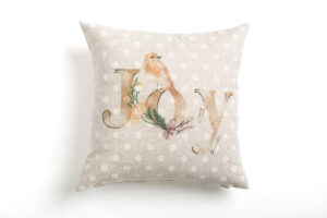 Joy Animal cuscino arredo uccellino