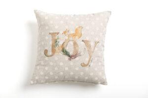 Joy Animal cuscino arredo scoiattolo