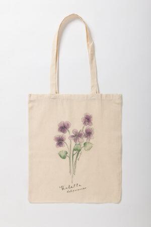 Botanica Shopper Cotone Canvas