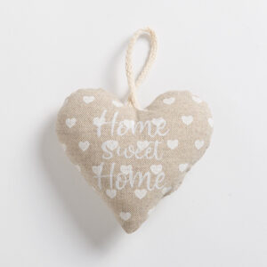 Cuoricino Appeso Home Sweet Home