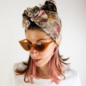 Fascia Turbante American Style