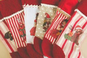Calza Camino Christmas Elfa Schiaccianoci